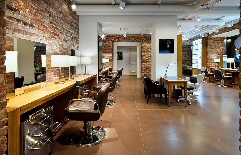 Салон красоты для клиентов со средним доходом